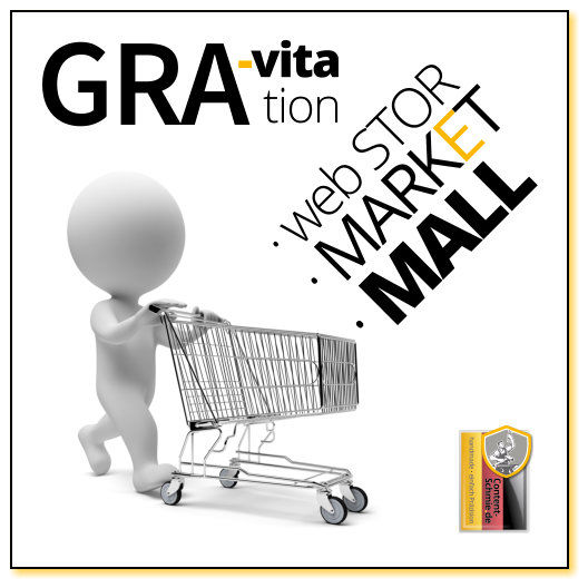cs Produkt Shop Gravitation