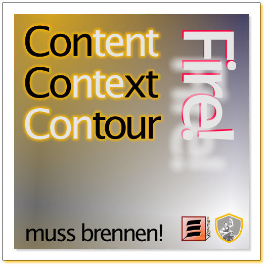 Content: Audio, Video, Web, Print und Text - mit Inspiration. Einheit: 4 Std.