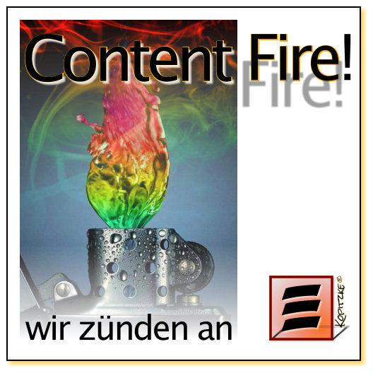 CS Content-Fire anzünden