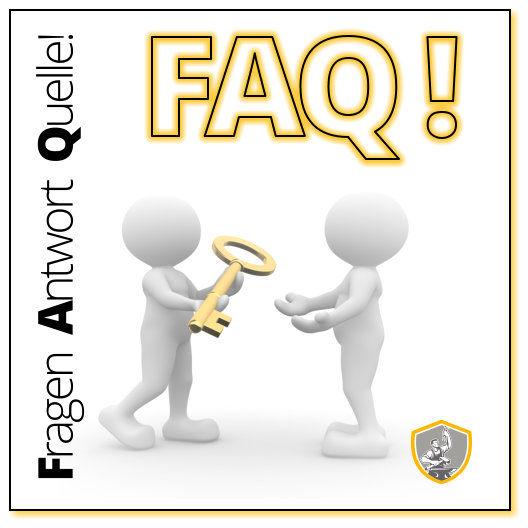 CS intern FAQ Frage Antwort Quelle