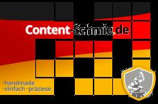 Content-Schmie.de Sticky Logo Retina